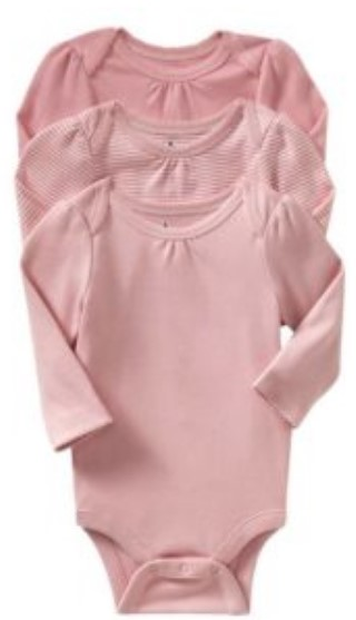 Unisex Baby Clothes tips - Gap Bodysuits