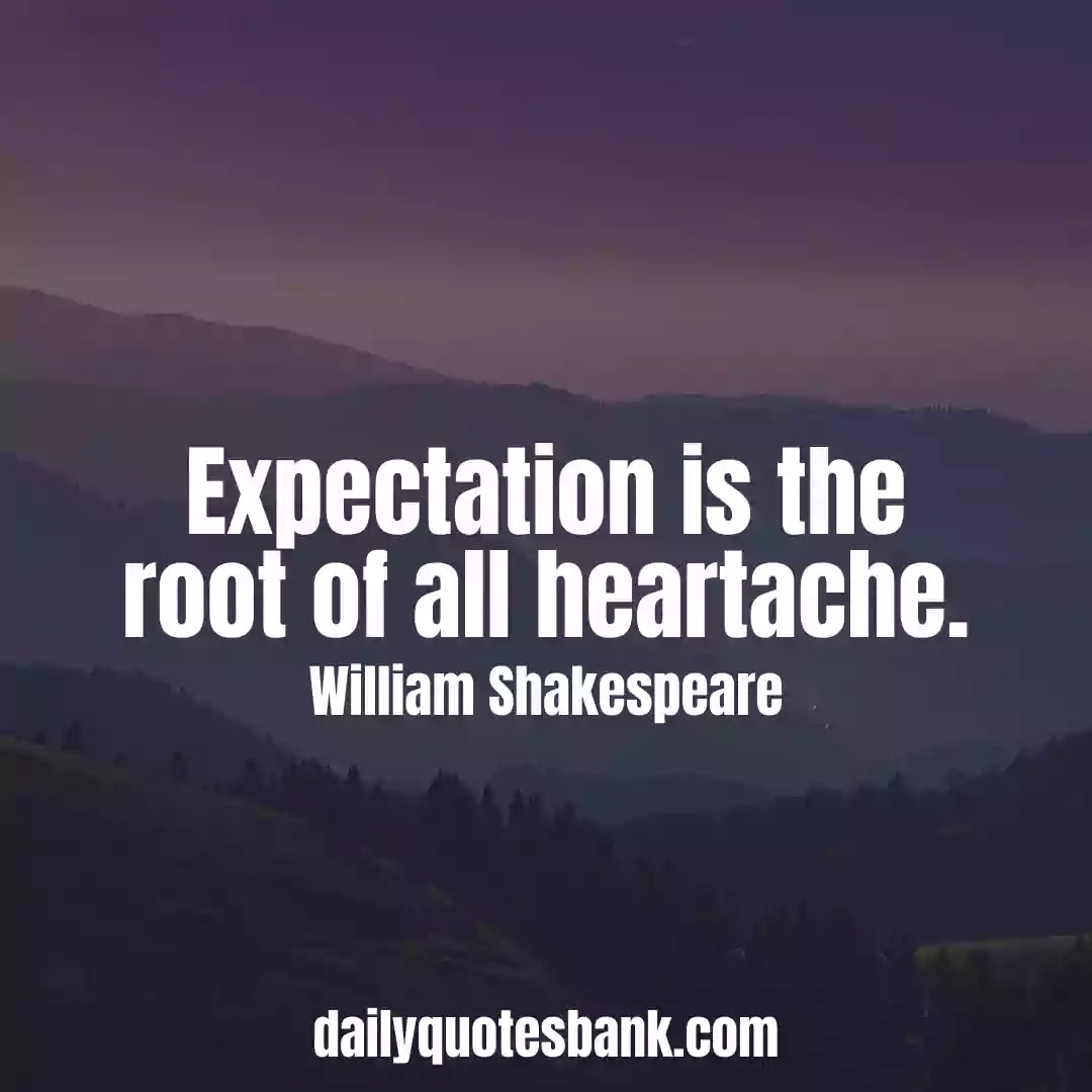 Famous William Shakespeare Quotes On Life Lessons
