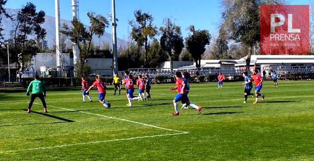 Selección Chilena de Fútbol de Sordos se prepara para el Mundial