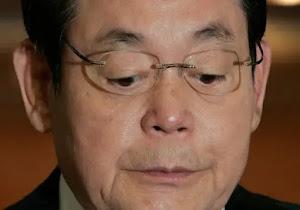 وفاة لي كون هي رئيس مجموعة سامسونج عن عمر يناهز 78 عاماً