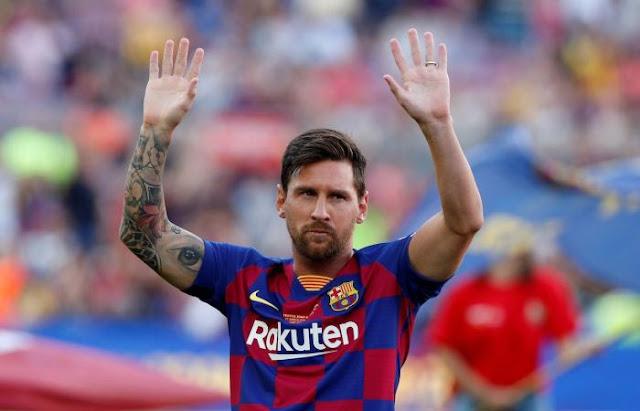 بارتوميو يؤكد بقاء ليونيل ميسي مع برشلونة