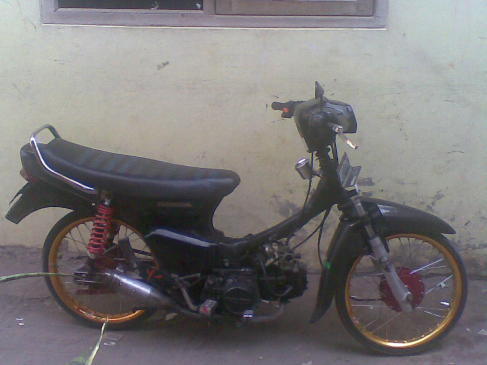 Modifikasi Motor Honda Astrea Prima Modifikasi Motor Honda Astrea