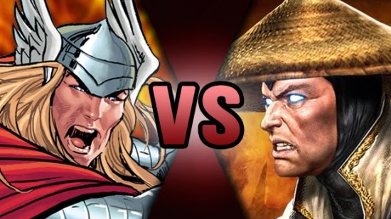 http://nerduai.blogspot.com.br/2013/11/death-battle-thor-vs-raiden.html