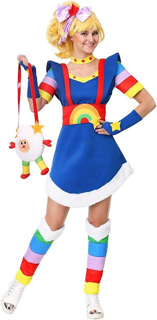 Iridella costume Halloween cosplay