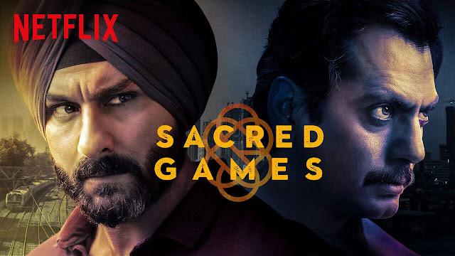 Sacred Games Indian Web Series