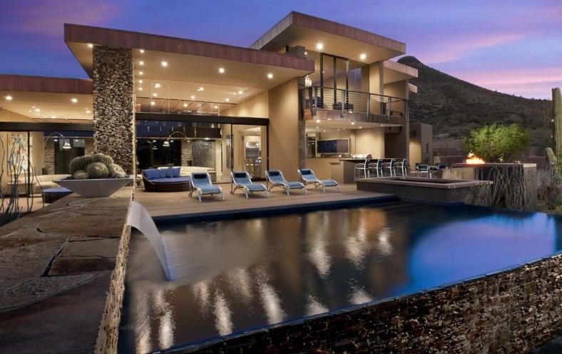 Seperti Apa Sih Desain Rumah Mewah Yang Cantik Dan Elegan Simak Berbagai Desain Berikut