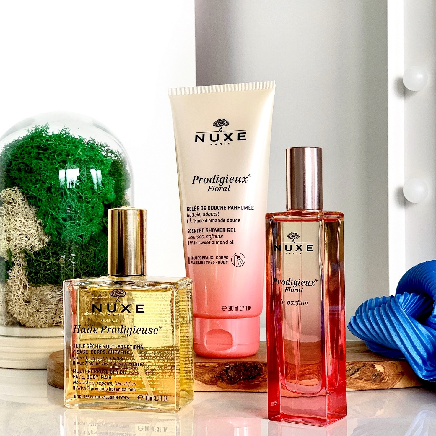 Nuxe Prodigieux Floral le parfum