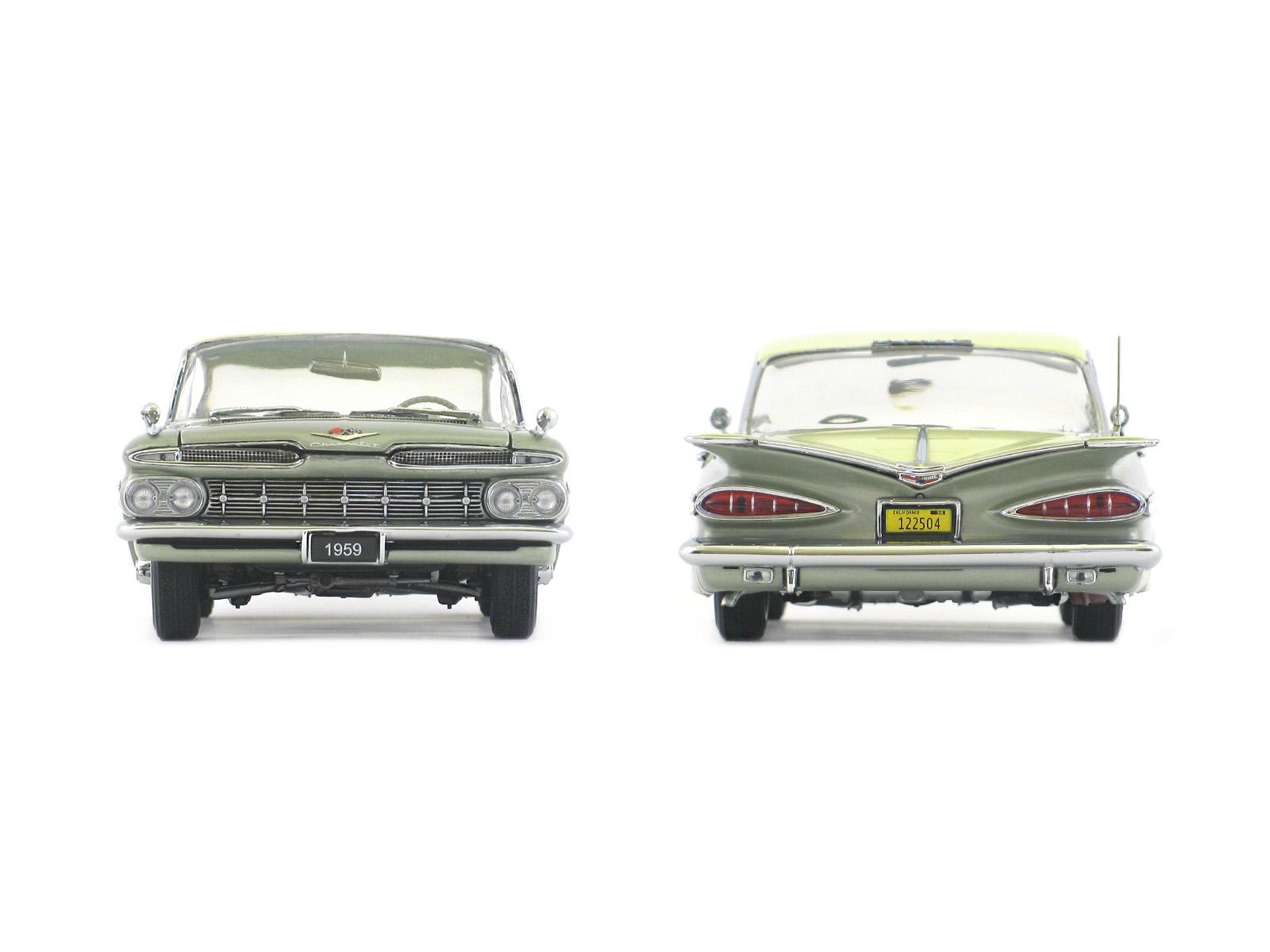 U 2 1959 1959 Chevrolet ...