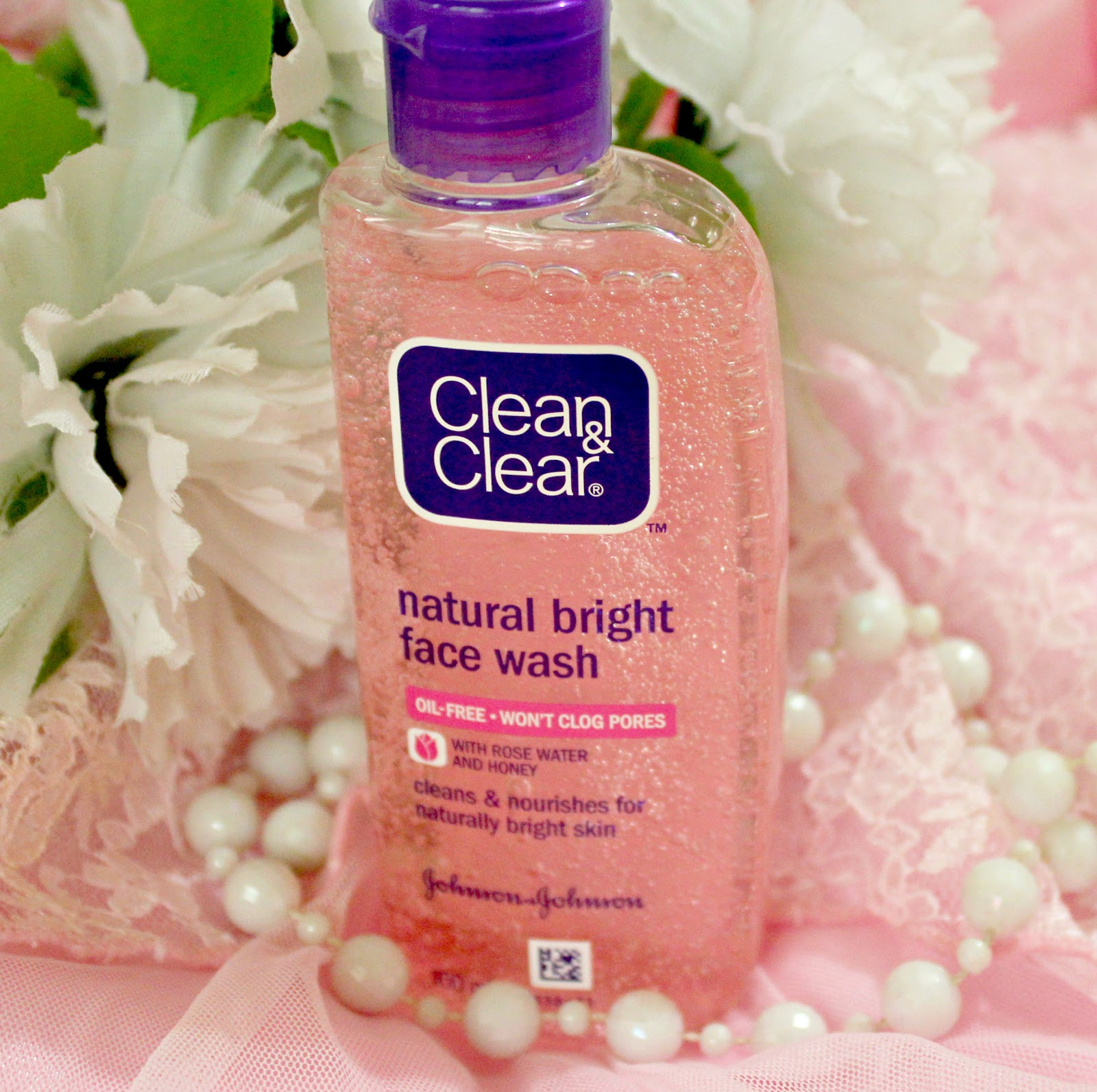 Clean Clear Natural Bright Facewash Review Makeup And Foaming Face Wash 100ml