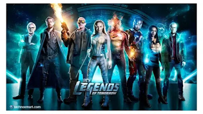 the flash, legends of tomorrow, supergirl release dates,