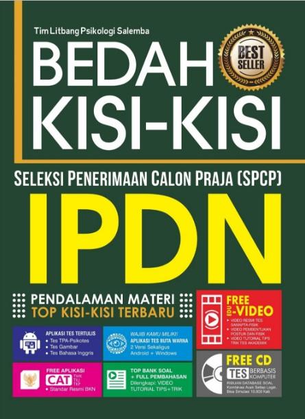 Buku Panduan Soal Test Capra IPDN Terbaru 2015