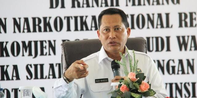 Waseso Sebut Jokowi Setuju Cari Pulau Buat Napi Narkoba Dan Dijaga Buaya