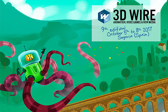 9° Mercado Internacional de cortometrajes de animación
