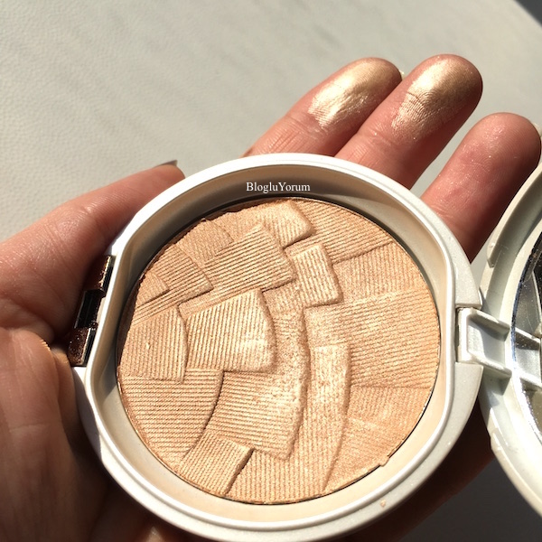 gabrini cosmetics highlighter 02 highlighter 03 incelemesi 4