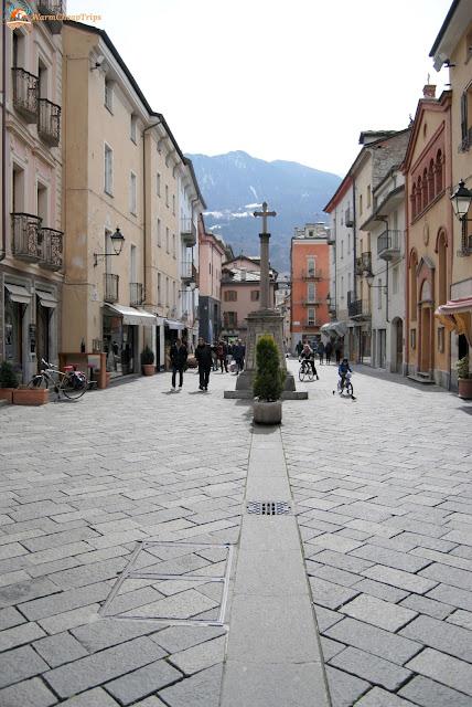 croce di città, solstizio aosta, Aosta, cosa vedere, aosta in un giorno, itinerario ad aosta