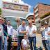 CARRO CON PRODUCTOS AGROPECUARIOS RECORRE LOS MUNICIPIOS