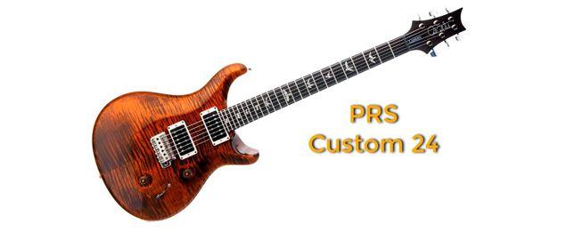 Guitarra PRS Custom 24