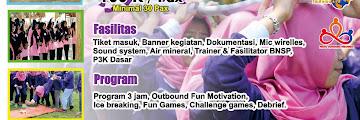 Paket Fun Outbound Dewasa