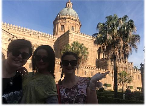 Sycylia: Palermo, Corleone, Cefalù, część 1