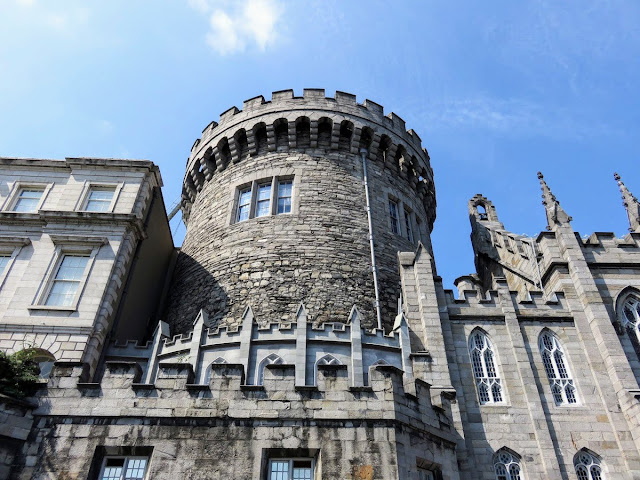 Best free things to do in Dublin: Visit Chester Beatty Library at Dublin Castle