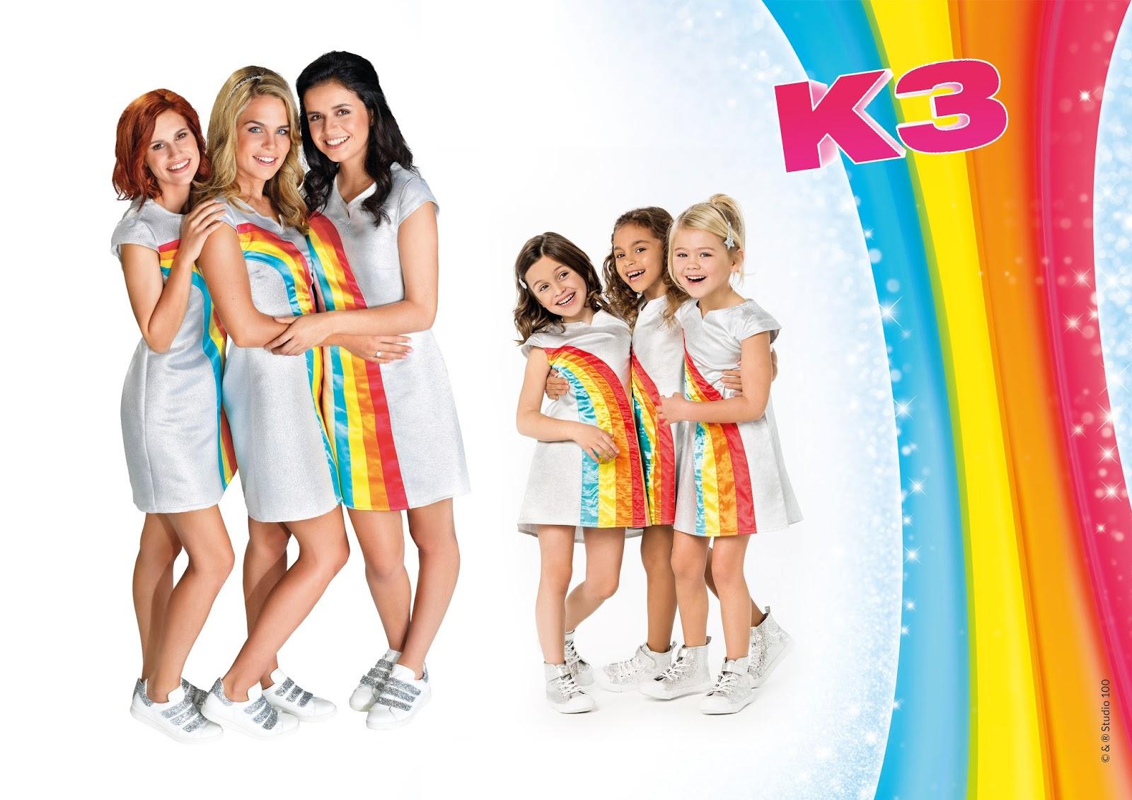 k3 regenboog