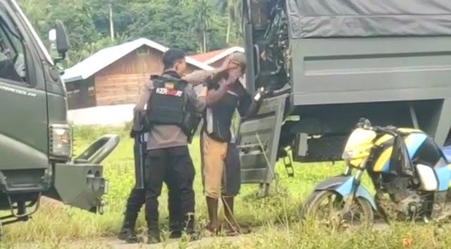 Mathius Fakhiri Tindak Tegas Oknum Anggota Polisi Pemukul Warga Nabire Saat PSU
