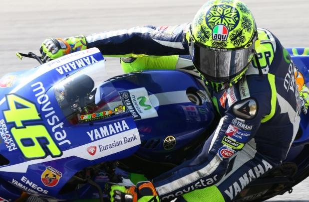 Valentino Rossi Ubah Penampilan Menyambut MotoGP 2016 Qatar