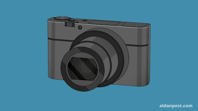 Kamera digital harga 1 jutaan