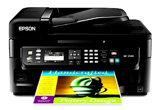 Epson WorkForce Pro WP 2540 Printer Driver Download