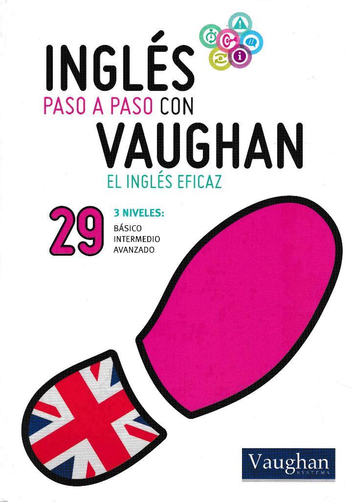 Inglés paso a paso con Vaughan 29 [Libro + Audio]