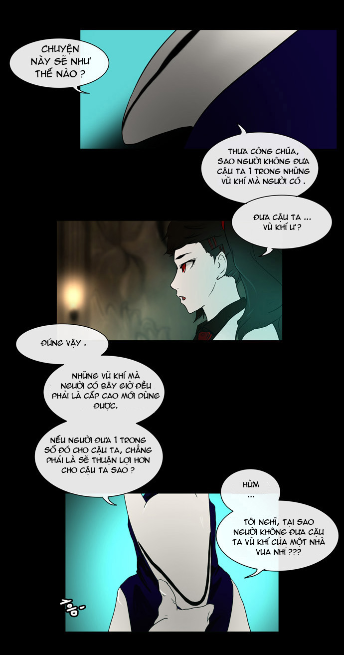 Tower of God chapter 2 trang 31