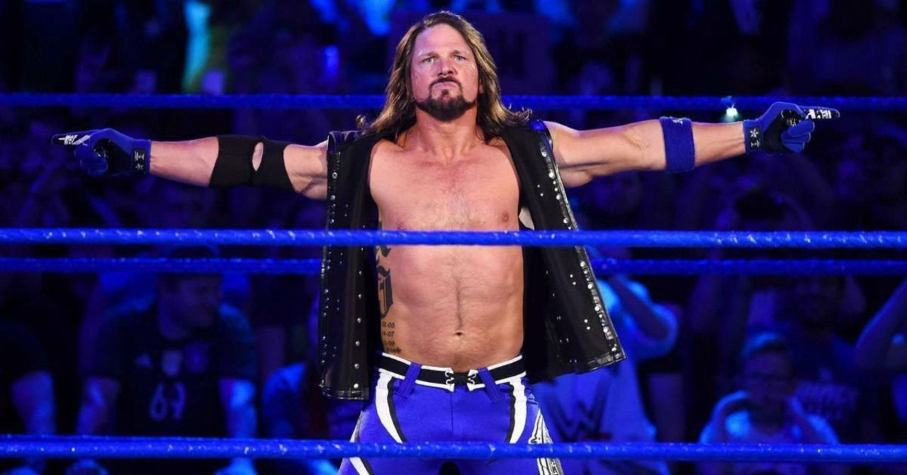 AJ Styles pode ter um segurança particular no RAW