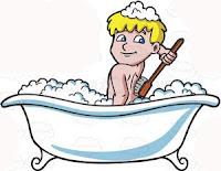 Soal UAS Bahasa Inggris Kelas 2 Semester 1 - about taking a bath