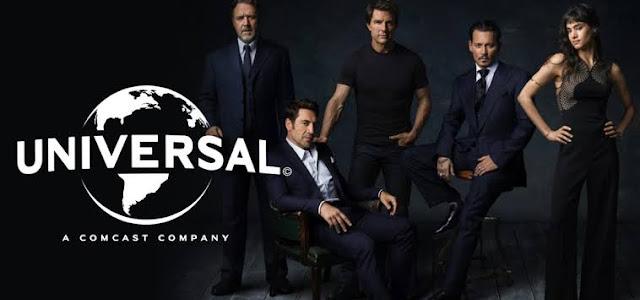 Presidente da Universal Pictures admite falha na criação do Dark Universe