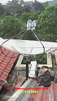 Anten Parabola Bebas Iuran Duri Selatan, Kecamatan Tambora