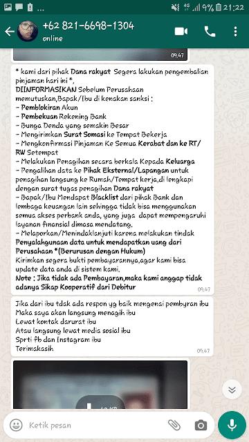 Review Dana Rakyat Apk Pinjol