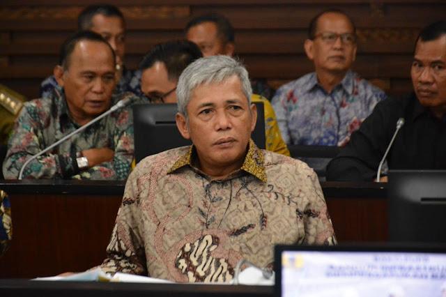 Bupati Sukses Lobi Pusat, Exit Tol Trans Sumatera Ditambah