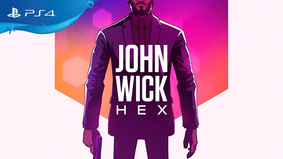 john wick hex ps4 release date may 5 action strategy game mike bithell good shepherd entertainment