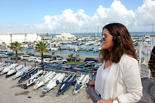 My Little Corner: OOTD | Cascais for the day