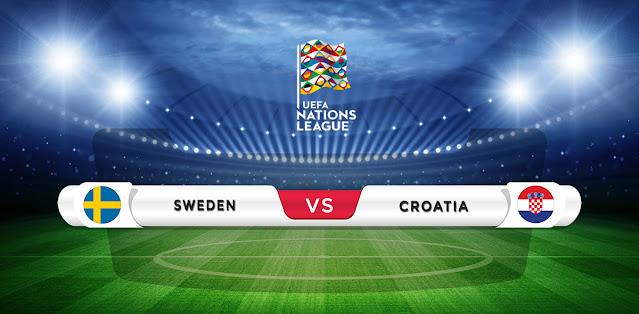 Sweden vs Croatia Prediction & Match Preview