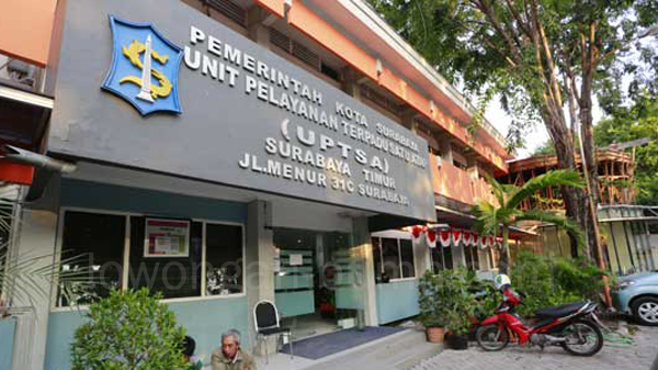 Lowongan Satpam dan Frontliner UPTSA Kota Surabaya