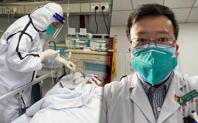 Dokter 'Whistleblower' Virus Corona di China Meninggal Dunia
