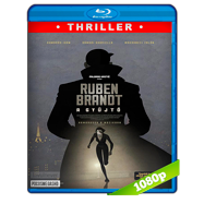 Ruben Brandt, coleccionista (2018) Full HD 1080p Audio Dual Latino-Ingles