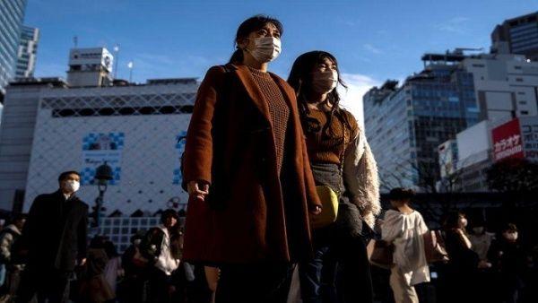 Japón reporta récord de 1.259 casos con la Covid-19 en 24 horas