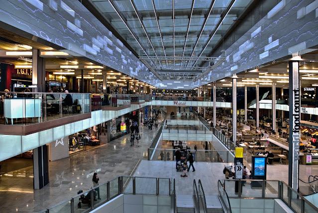 أشهر أسواق تجارية ومولات في لندن