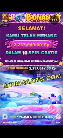 Cheat Slot Game Online Terbaik ID PRO SLOT ONLINE !
