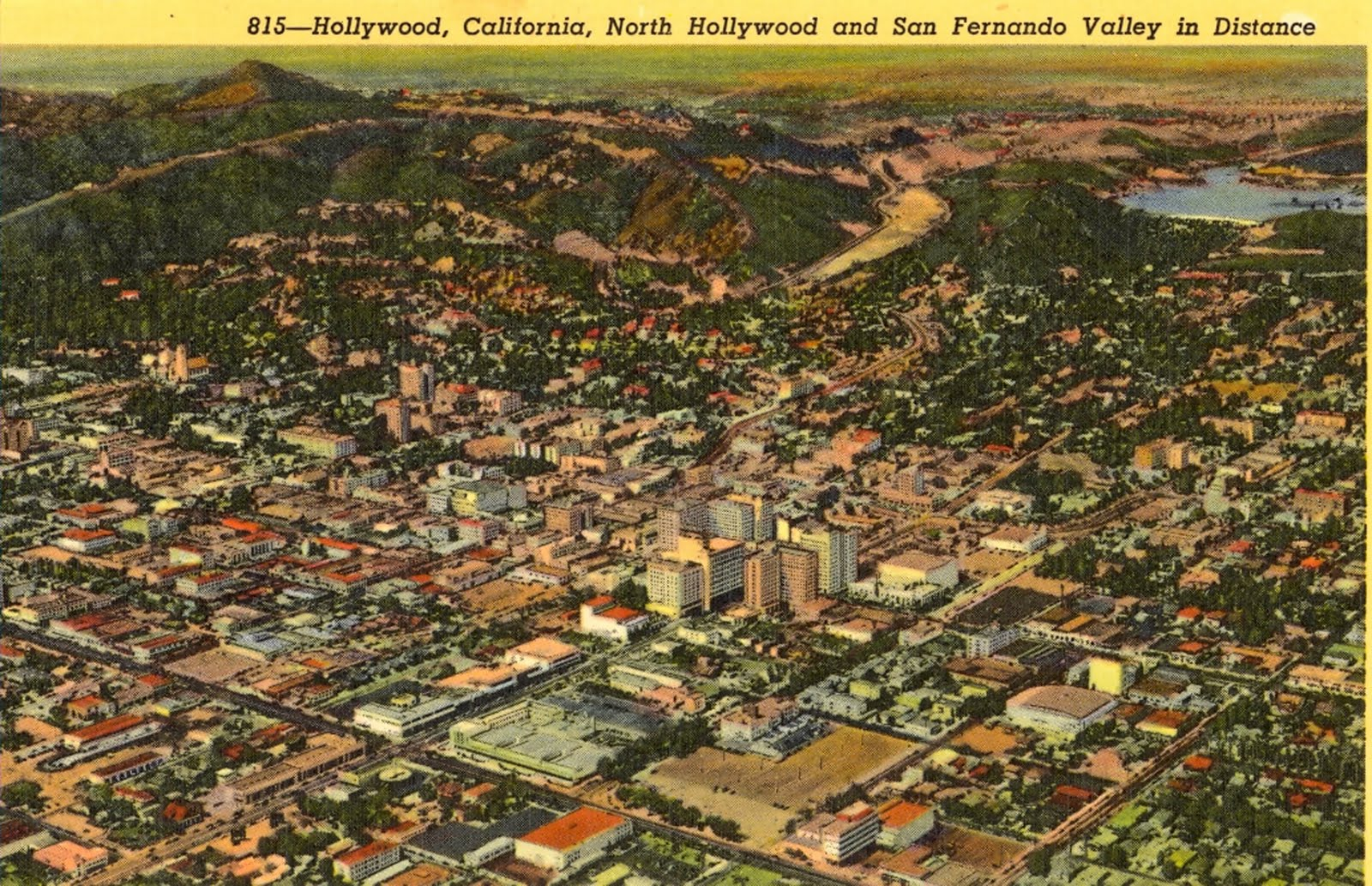 The Museum of the San Fernando Valley: VIEW OF THE VALLEY