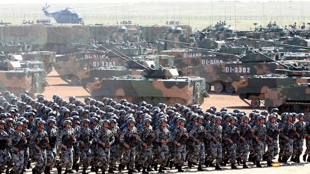 TNI Diminta Waspadai Perang Kekinian dan Militer China