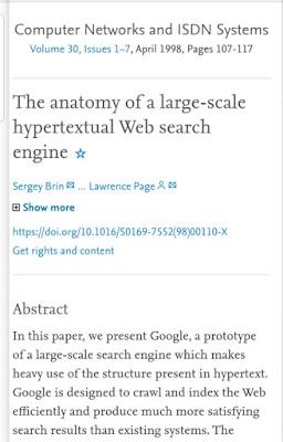 Sejarah Google, Dari Paper Ilmiah Hingga Bernilai 12.000 Triliun