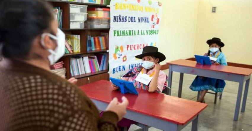 MINEDU: Habrá una semana de receso en Mayo y Octubre de 2021 para evaluar avances del proceso educativo, informó el Ministro de Educación, Ricardo Cuenca